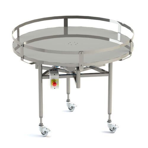 rotacinis stalas